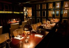 crazy bear group Places To Eat, Great Places, Stone Mansion, Mansion Interior, Thai Restaurant, Restaurants, Table Settings, Bear, London