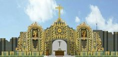 Altar de maíz, para el papa Francisco - Paraguay.com