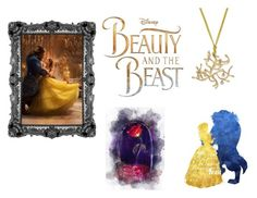 """""""BATB"""" by bllnmnn ❤ liked on Polyvore featuring Disney"""