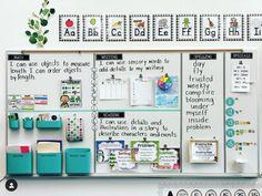 Elementary Classroom Themes, Kindergarten Classroom Decor, First Grade Classroom, School Classroom, Classroom Design, Future Classroom, Classroom Ideas, Classroom Walls, Themes For Classrooms