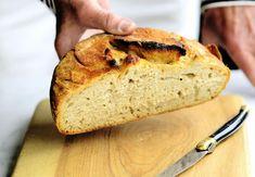 Eltefritt landbrød   Tara.no Banana Bread, Baking, Desserts, Tailgate Desserts, Deserts, Bakken, Postres, Dessert, Backen