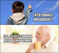 Dankest Memes, Funny Memes, Jokes, Polish Memes, First Language, God Of War, Sarcastic Humor, Im In Love, Haha