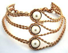collane perle catena infilate con nodi pietre dure strass eleganti artigianali personalizzate