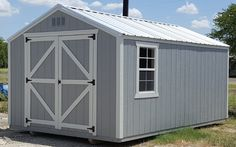 Wolfvalley Buildings Storage Shed Blog.: 10'x16' Economy Storage Shed with Windows