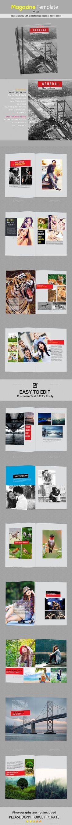 #Photo #Album - Photo Albums Print Templates