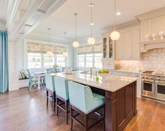 kitchen | WeldenField and Rowe Custom Homes