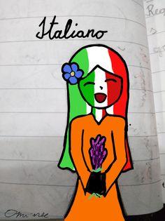 Countryhuman Italy, Olaszország, female, Italien Fallout Vault, Fictional Characters, Art, Italy, Art Background, Kunst, Performing Arts, Fantasy Characters, Art Education Resources