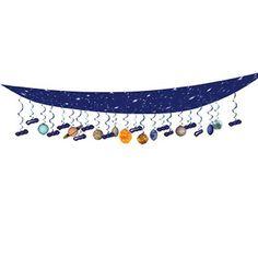 Solar System Ceiling Decoration