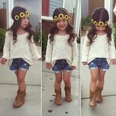 Cute- will dress my daughter like this in the future :D