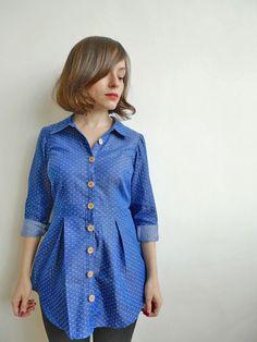 Bruyere shirt dress
