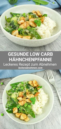 Healthy Soup Recipes, Healthy Dinner Recipes, Low Carb Recipes, Diet Recipes, Chicken Recipes, Clean Eating Chicken, Eating Habits, Healthy Eating, Meals