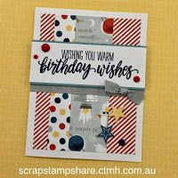 Hello and welcome aboard our Close To My Heart Sunny Thoughts- February Stamp of the Month Australasian Blog Hop . If you have ar...