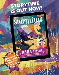 Every issue of Storytime is available digitally too! Download it here: https://pocketmags.com/storytime-magazine/issue-26