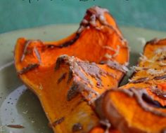 how to heal your gut: it's the root to all your other health issues & roasted butternut squash with almond butter drizzle