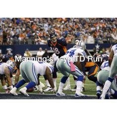 SnapWidget | Peyton Manning's 1-yd TD run:
