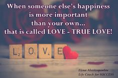 """Elena - Life Coaching for SUCCESS:  """"When someone else's happiness is more important..."""