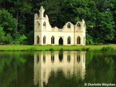 Painshill - an 18th century landscape park in Surrey
