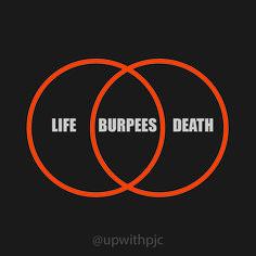 CrossFit. Burpees.