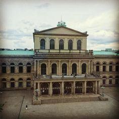 HANNOVER  Oper hanover germany