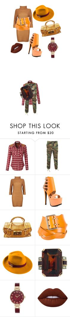 """""""Fall.. in love"""" by vintagefrique ❤ liked on Polyvore featuring LE3NO, Boohoo, Privileged, Dolce&Gabbana, Balenciaga, Mademoiselle Slassi, Anne Klein, Lime Crime and imthankfulfor"""