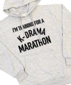 K-Drama Marathon Hoodie