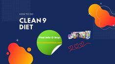 How to do Clean 9 Diet, starting from getting your C9 pack with a 60-Day Money-Back Guarantee - you'll find everything you need to know right here on these slides! So just click the embedded link and see how simple and effective Clean 9 Diet can be.
