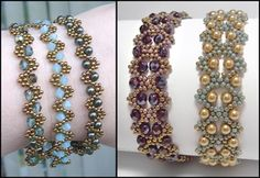 Bobble Bangles Pattern at Sova-Enterprises.com