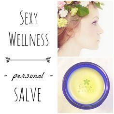 Sexy Wellness Personal Salve