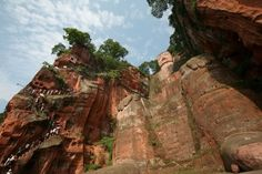 Leshan Giant Buddha: China