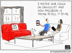 Retargeting discourages customers - New Media and Marketing Online Marketing Tools, Internet Marketing, Digital Marketing, Big Data, Social Media Strategist, Tech Humor, Friday Humor, Friday Fun, Funny Friday