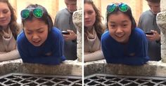 This 17-Year-Old Girl Singing Hallelujah Into A Well Is Going Viral Because, Well, Just Watch It | Bored Panda