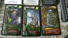 Check out this item in my Etsy shop https://www.etsy.com/listing/232215020/lord-of-the-rings-tarot-and-card-game