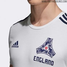 4babea4d4 Adidas England 2018 World Cup Shirt and Tracksuit Collection Leaked - Footy  Headlines