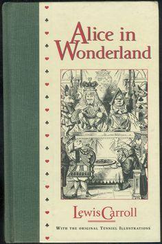 Alice in Wonderland...not a children's book