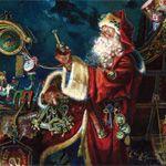 #santaclause #holidaycard www.hyegraph.com