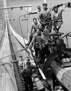 George Washington Bridge, NYC, 1931