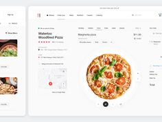 Online Food Delivery Service by Monty Hayton for Hyper Lab on Dribbble Delivery App, Meal Delivery Service, How To Make Animations, Order Food, Project Management, Food Design, Lab, Ui Elements, Wireframe