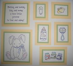 New Little Someone Index by galleryindex - Cards and Paper Crafts at Splitcoaststampers