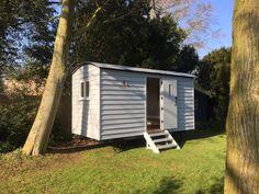 The Retreat - Shepherd Huts in Norfolk from The English Shepherds Hut Co.