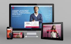 hw.d / Neukonzeption Corporate Website