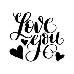 I Love You Quotes, Love Yourself Quotes, Silhouette Cameo Projects, Silhouette Design, Image Digital, Card Sentiments, Love Wallpaper, Love Messages, Word Art