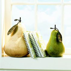Tutorial: Ballard Design Inspired Pear