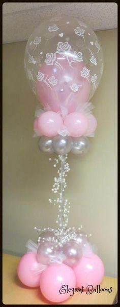 nice balloon column: