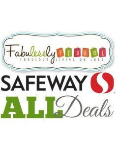 This site is amazing. They list all the best deals at Safeway each week and have a cool shopping list tool to make my grocery list. They even have links to coupons I can print from my computer.