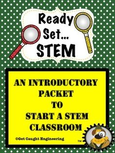 Ready, SetSTEM!Starting a STEM program at your school? Need some basic ideas to get you started?We have put together 15 pages of general information that will provide an over view for teachers and a generic student notebook that could be used with any engineering project.