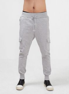 Pocket Cotten Sweats Jogger - winter version $50.00 #Fashion #Style #Street #Sweats #Jogger #Black #Gray #Winter