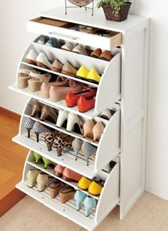Shoe holder - I need this!