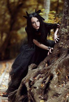 Photograph Raven by Yaroslava (ELODIAN)  on 500px
