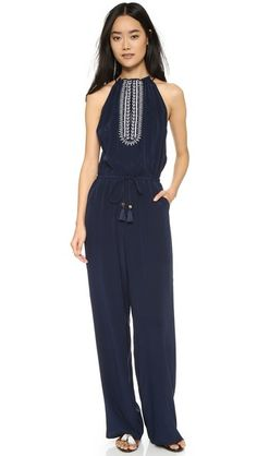 The Tory Burch Embellished Jumpsuit. Need we say more?