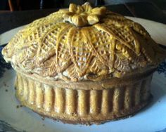 Old Recipes, Baking Recipes, Baking Pies, Pie Mold, Ancient Recipes, Savarin, Sweet Pastries, Dessert Table, Baked Goods